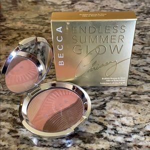 BNIB Becca Endless Summer Bronze & Glow